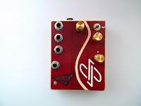 Stereo to Μono μixer for guitars with stereo pickups