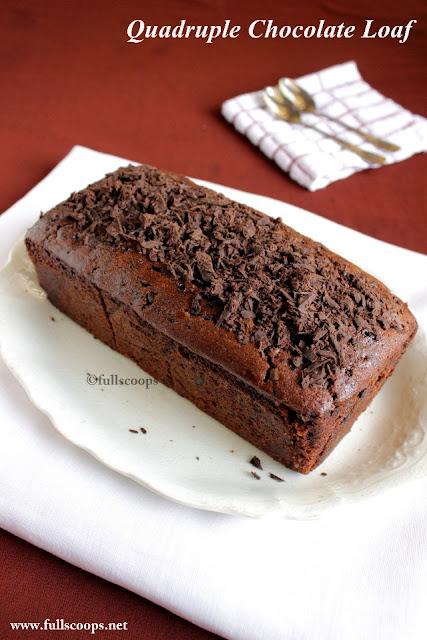 Best Chocolate Loaf Cake Recipe
