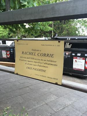 Rachel Corrie La Strada