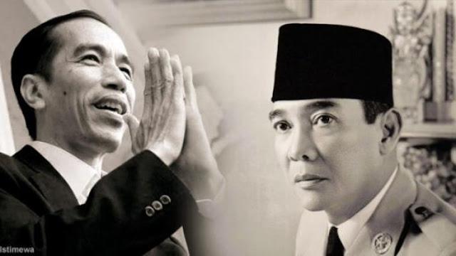 Kata Jokowi: Keberagaman itu Hukum Allah untuk Indonesia