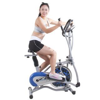 đạp xe đạp đứng yên tại chỗ