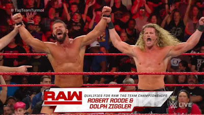 WWE Clash of Champions Roode Dolph Ziggler Raw tag team title turmoil