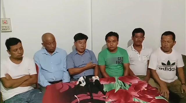 Phoolpati samaroh samiti Mungpoo Divison