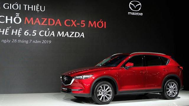 Lý do bất ngờ khiến Mazda CX-5 giảm mạnh doanh số