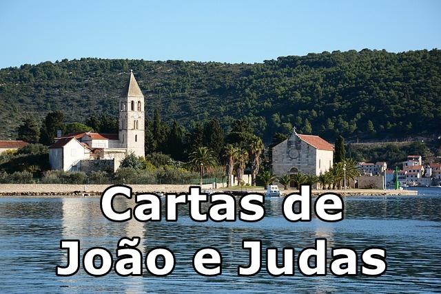 Perguntas cartas de Joao e Judas