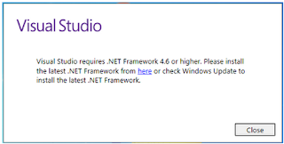 تحميل وتثبيت Microsoft Visual Studio 2019