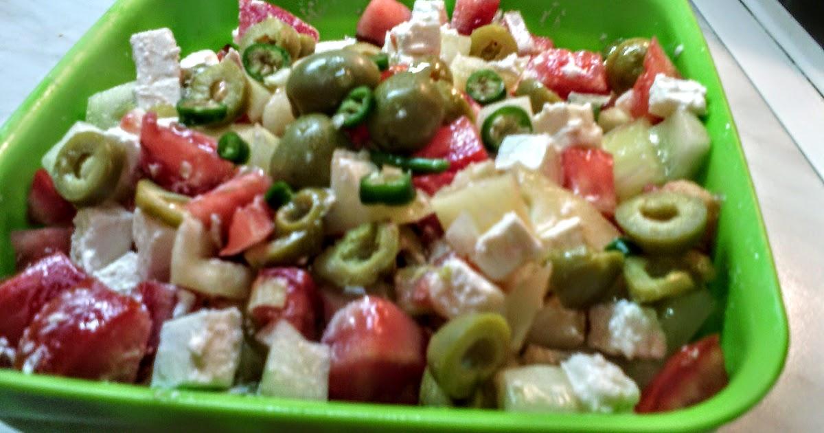 U kuvanju masta pravi svasta: SALATNA FANTAZIJA & INSALATA FANTASY