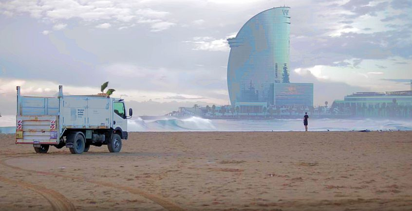 Sometimes - Barcelona Surfing Video