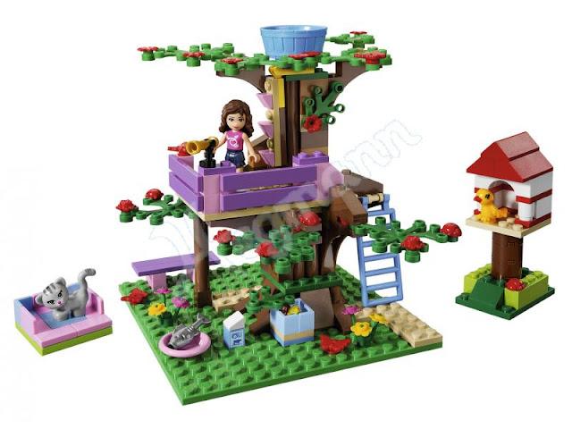 The Brick Brown Fox: Lego Friends - 2012 Girls Sets