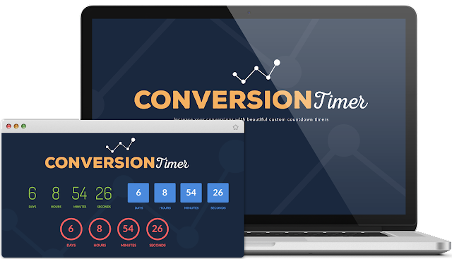Conversion Links [REGISTER ACCOUNT]