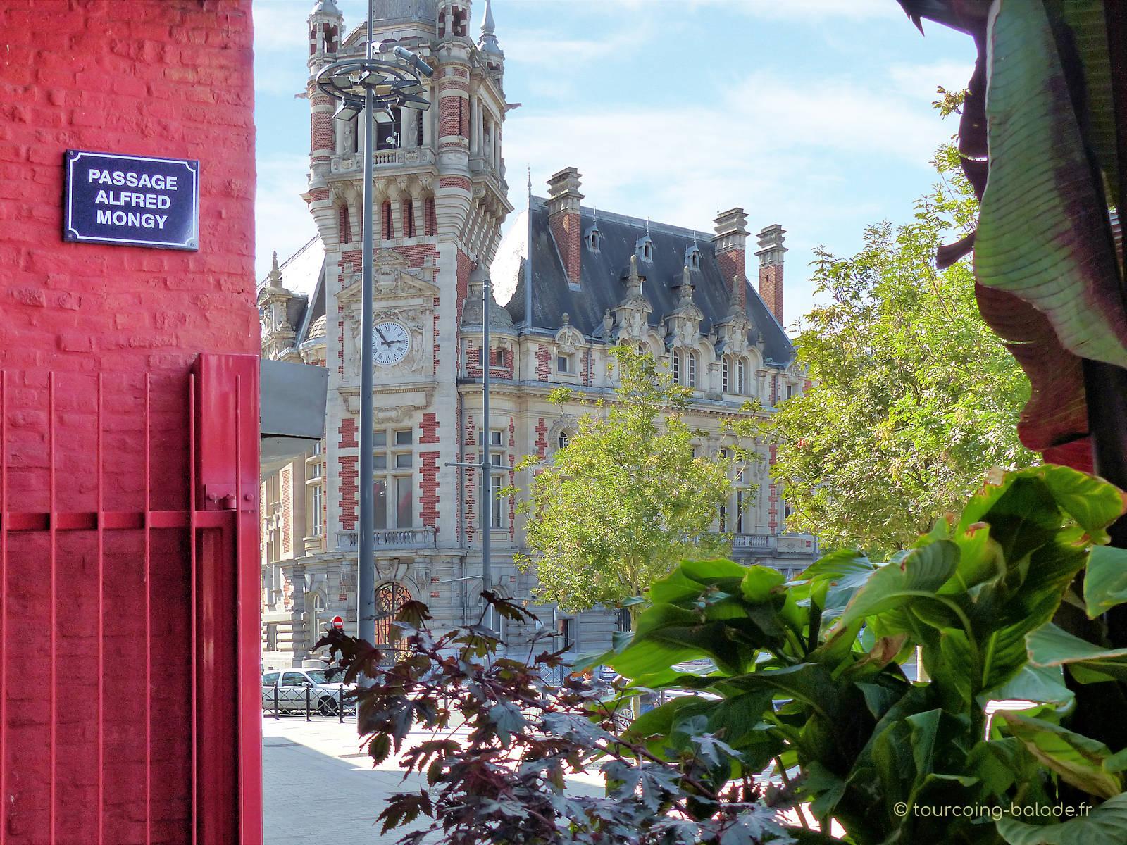 Passage Alfred Mongy - Beffroi de Tourcoing