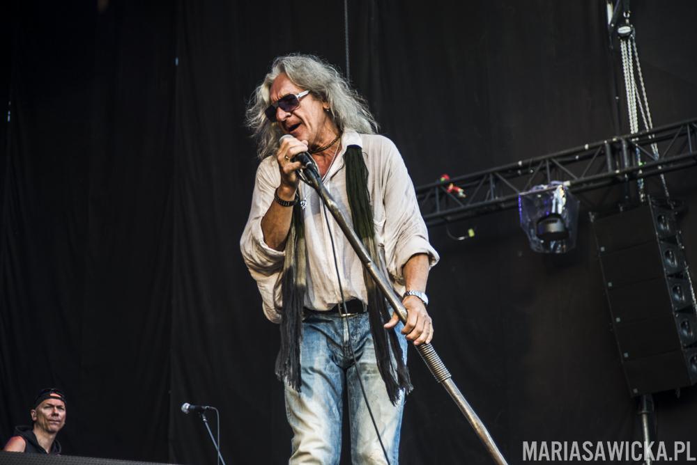 Grzegorz Markowski Perfect Czad Festiwal