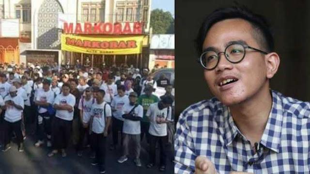 Bikin Neno Warisman And The Gank Malu Sendiri, Begini Komentar Berkelas Gibran Rakabuming Makobar Didemo #2019GantiPresiden, Telak Banget....