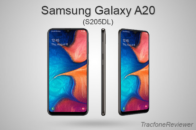 Samsung Galaxy A20 Review and Specs