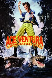 Ace Ventura When Nature Calls (1995) ซุปเปอร์เก๊กกวนเทวดา 2