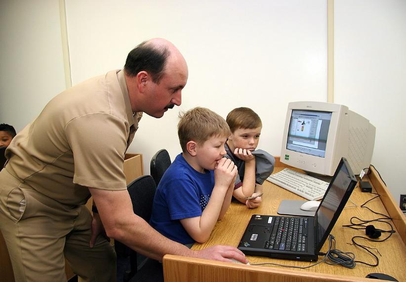 học lập trình máy tính dành cho học sinh