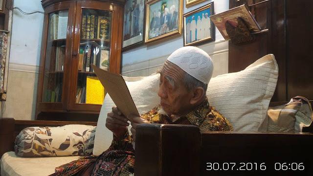 Kisah Tirakat Dua Sejoli Leluhur dari Mbah Maimoen Zubair dan Pesantren Sarang