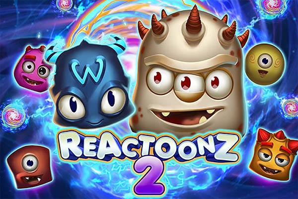 Main Gratis Slot Reactoonz 2 (Play N GO)