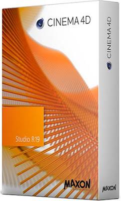 Maxon CINEMA 4D Studio R19.053 Español
