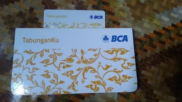 Pengalaman Pertama kali membuat rekening BCA