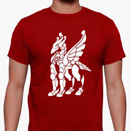 Camiseta Armadura del Pegaso