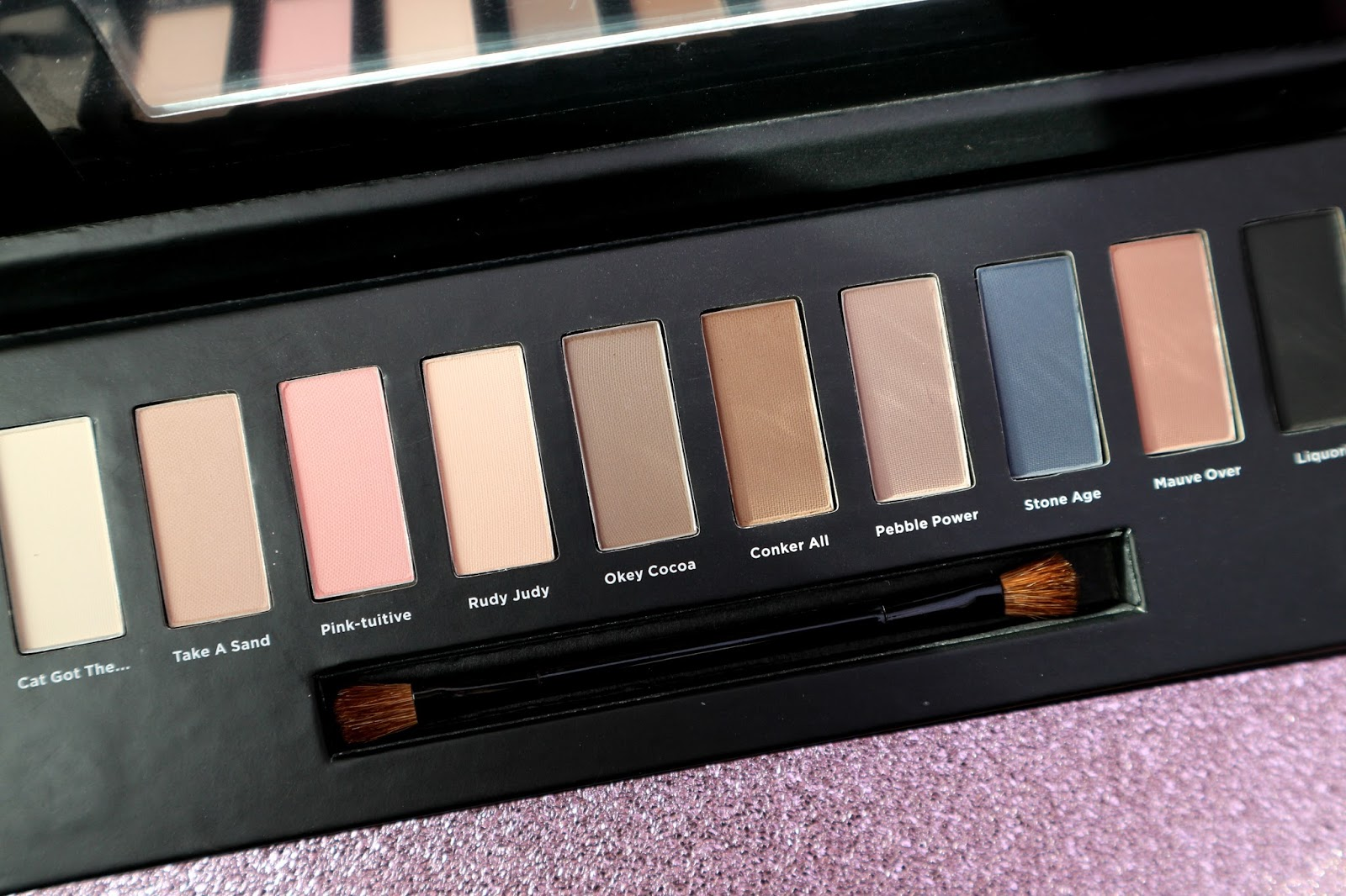 Soap & Glory The Ultimatte Collection Eyeshadow Palette
