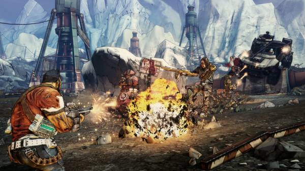 Baixar Borderlands 2 PC