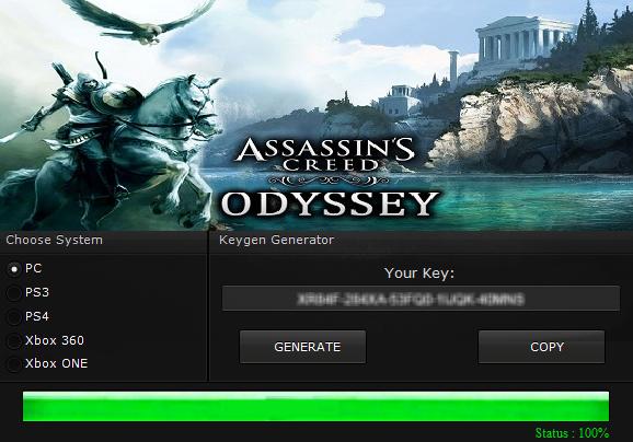 assasins creed 1 activation key