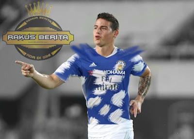 Di Pastikan Chelsea Ingin Membeli Jamez Rodriguez Dengan Dana 80 Juta Euro