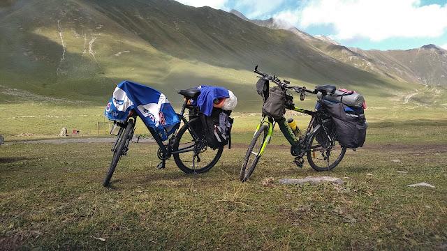 Кавказ на велосипедах