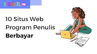 Situs Web yang menerima penulis dan di bayar