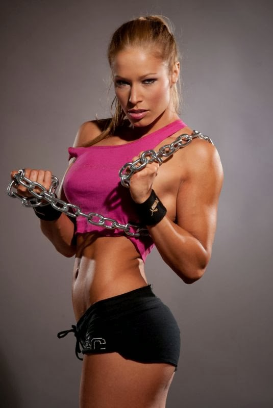 Zsuzsanna Toldi - Fitness Women