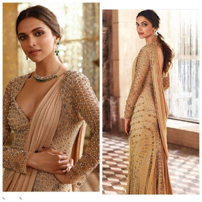 Deepika Padukone Shooting Stills for Jewellery for Tanishq