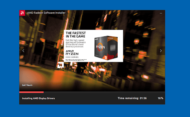 Cara Menginstall Driver AMD Display