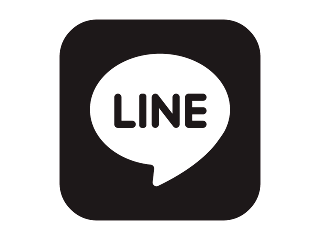 Line Black And White Free Vector Logo CDR, Ai, EPS, PNG