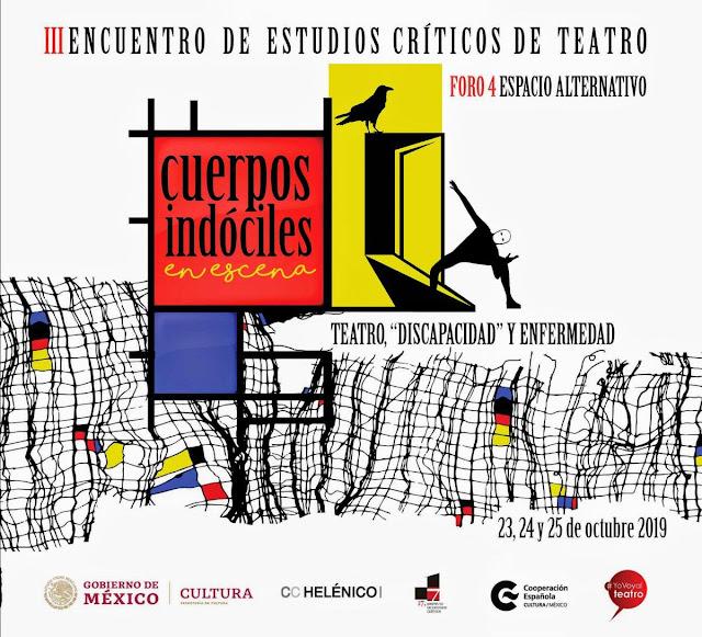 III Encuentro de Estudios Críticos del Teatro en el Centro Cultural Helénico