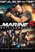 The Marine 5: Battleground (2016) Poster