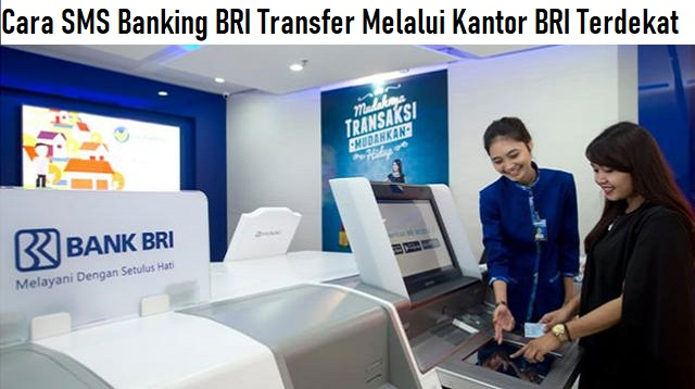 Cara SMS Banking BRI Transfer
