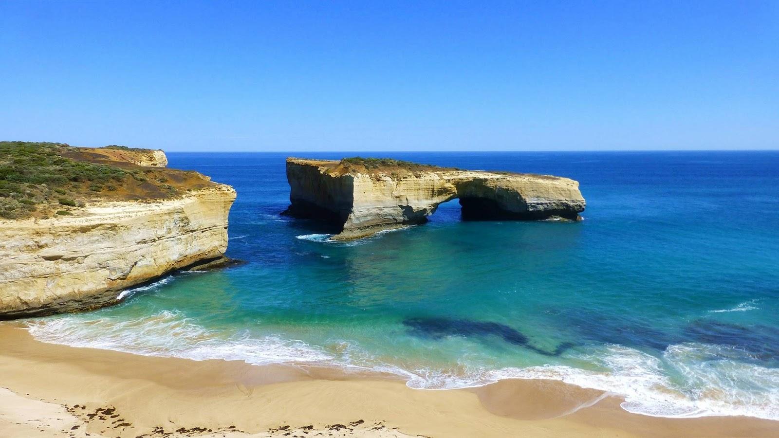 墨爾本-大洋路-景點-倫敦拱橋-London-Bridge-推薦-一日遊-二日遊-自由行-行程-旅遊-跟團-交通-自駕-住宿-澳洲-Melbourne-Great-Ocean-Road-Travel-Tour-Australia