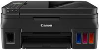 Canon G4000 Setup Driver