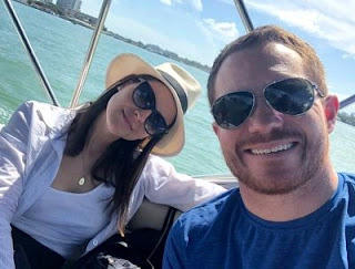 Brian Vickers Wife