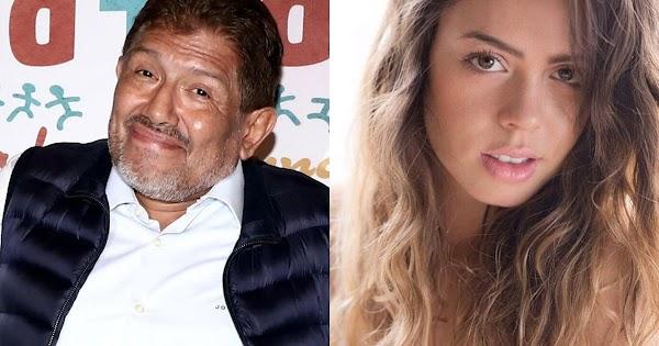 Juan Osorio se deja ver con su novia 37 años menor, Lo tunden en redes