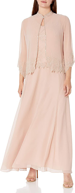 Beautiful Pink Mother of The Groom Dresses
