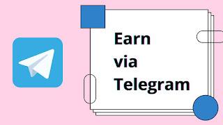 Telegram Channel se earning kese kare in Hindi