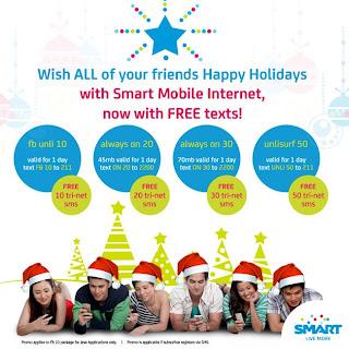 Smart Free Tri-Net Texts
