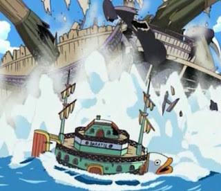 Fakta Don Krieg One Piece,
