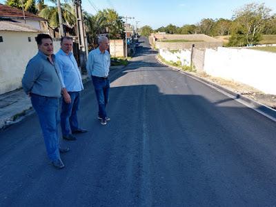 Mais Asfalto: Prefeitura inicia maior programa de infraestrutura de Registro-SP
