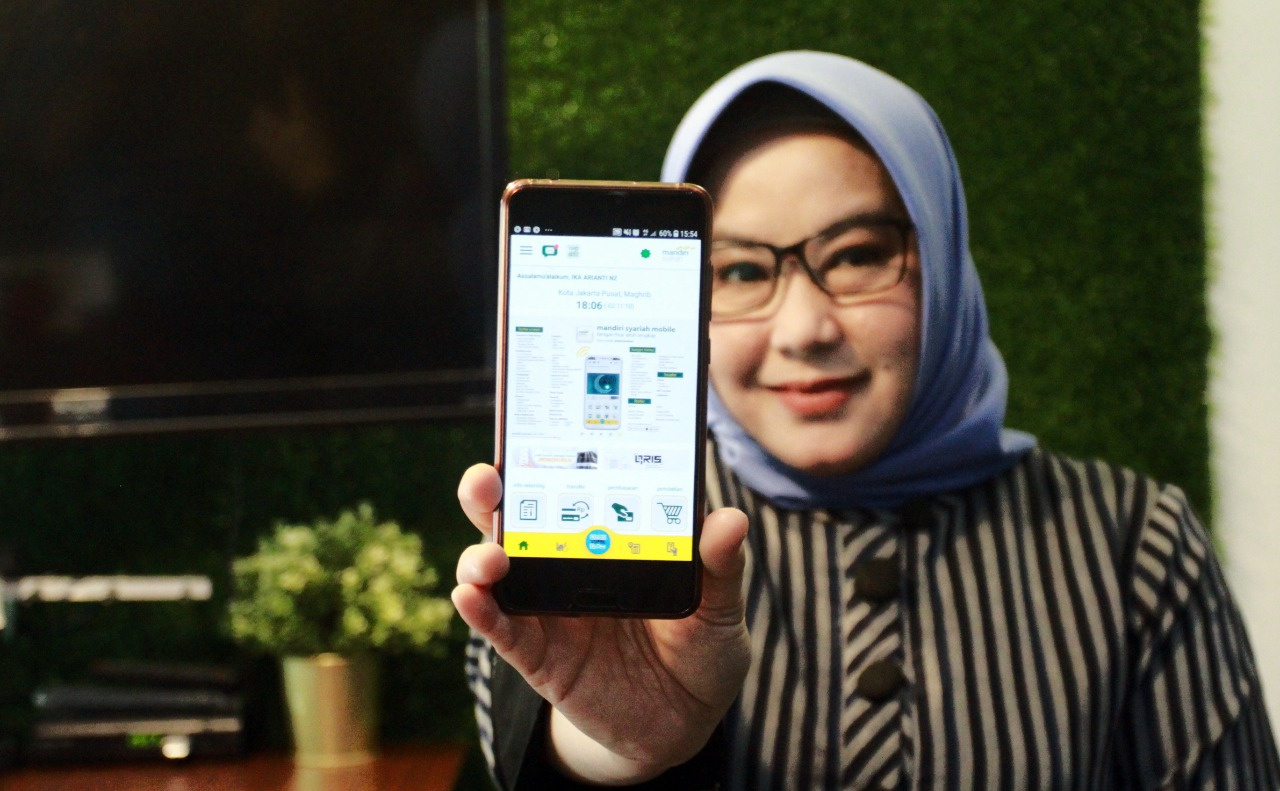Mudahkan Nasabah, Bank Mandiri Syariah Siapkan Layanan Digital Untuk Pelunasan Ibadah Haji