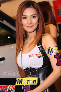 aica sy at 2013 manila auto salon car show 01