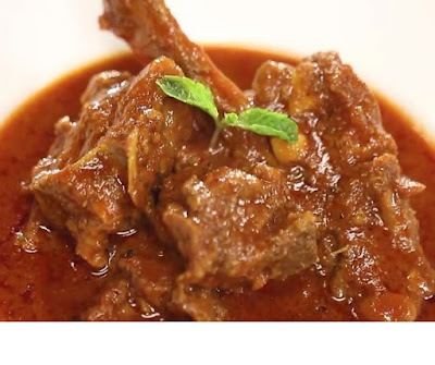How to make rogan josh step by step